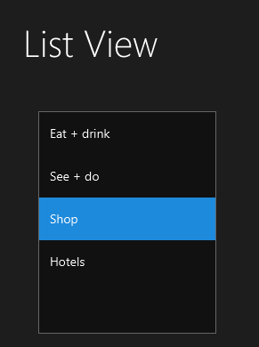 List View JMetro JavaFX dark theme. Java, JavaFX theme, inspired by Fluent Design System (previously named 'Metro').